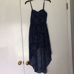 Cute hi-low dress
